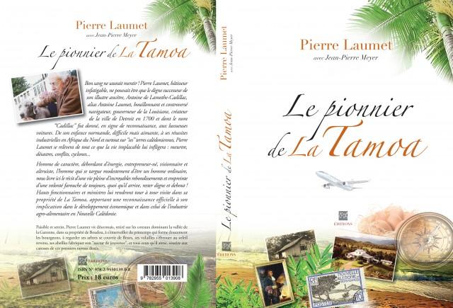 """"""" Le Pionnier de la Tamoa """" - Biographie"""