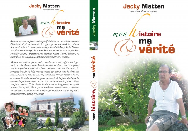 """"""" Mon Histoire, ma Vérité """" - Biographie"""